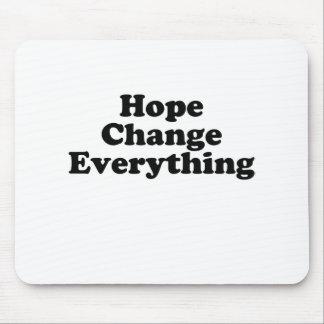 Mousepad esperança