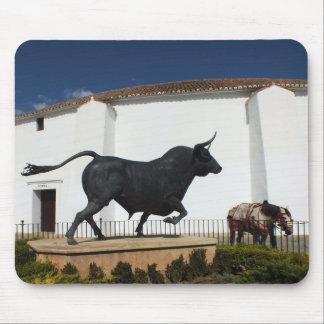 Mousepad Estátua do touro