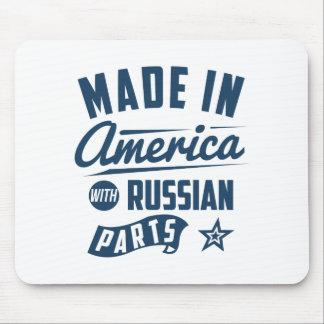 Mousepad Feito em América com peças do russo