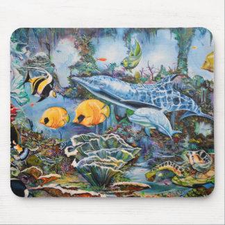 Mousepad Fundo do aquário