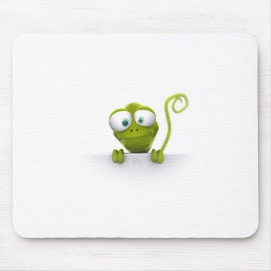 Mousepad funny-3d-gekko