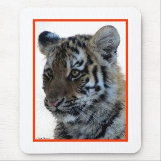 """Mousepad Gatinho do tigre de """"Innnocent"""""""