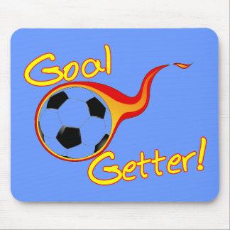Mousepad Getter do objetivo do futebol