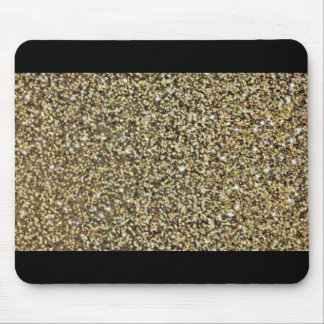 Mousepad Gold_Bling (c) __Unisex