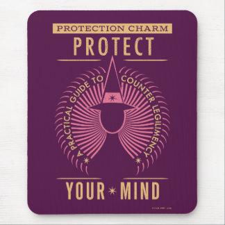 Mousepad Guia do encanto da proteção
