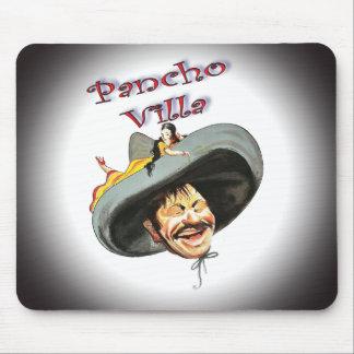 Mousepad Herói do mexicano do general Pancho Villa