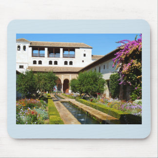 Mousepad Jardim em Alhambra