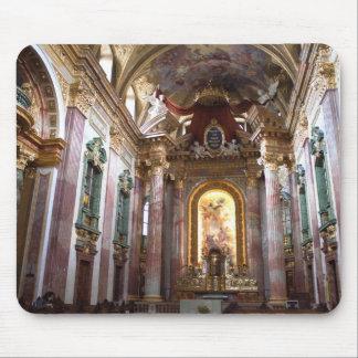 Mousepad Jesuitenkirche, Wien