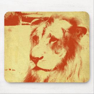 Mousepad Leão do Grunge