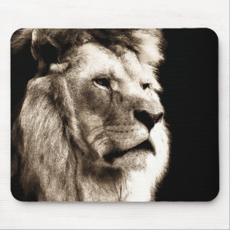 Mousepad Leão do Sepia