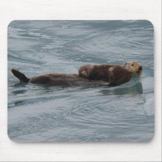 Mousepad Lontra de mar