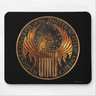 Mousepad M.A.C.U.S.A. Medalhão