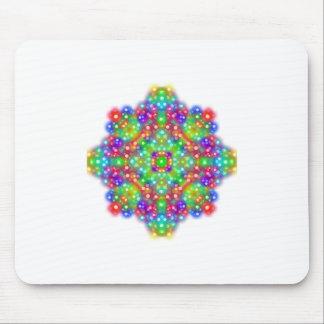 Mousepad Mandala da expressão da alegria