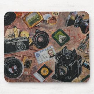 Mousepad mesa do fotógrafo