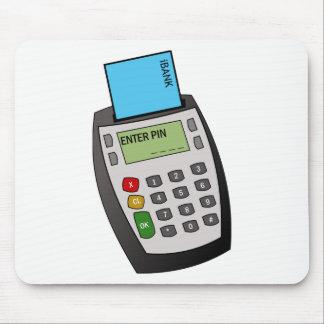 Mousepad Microplaqueta e máquina do Pin