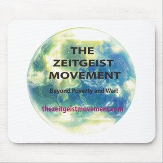 Mousepad Movimento do zeitgeist