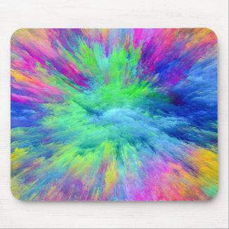Mousepad Multi colorido