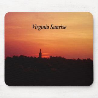Mousepad Nascer do sol de Virgínia