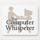 Mousepad O Whisperer do computador