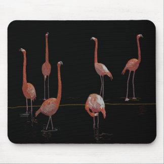 Mousepad Pássaro do flamingo