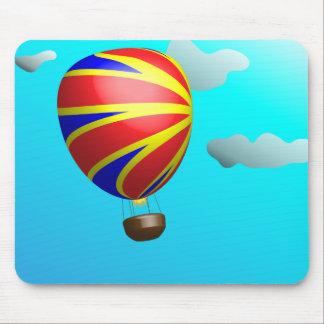Mousepad Passeio do balão de ar quente