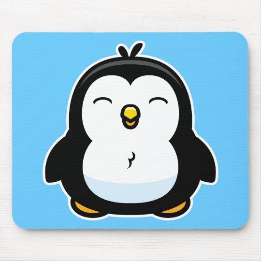 Mousepad Pinguim Do Bebe Dos Desenhos Animados Zazzle Portugal