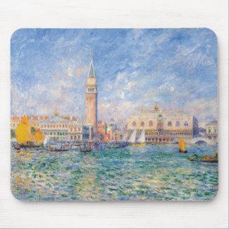 "Mousepad Renoir , "" Venice (The Doge's Palace) """