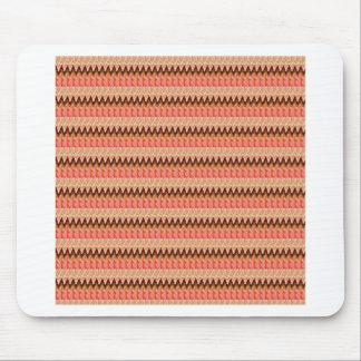 Mousepad Retorno colorido da oferta do teste padrão