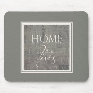 "Mousepad ""sweet home """