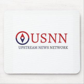 Mousepad Tapete do rato ascendente da rede da notícia