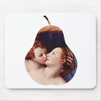 Mousepad Tempo do insensatez do Cupido de Venus por