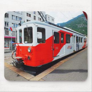 Mousepad Trem expresso de Mont Blanc