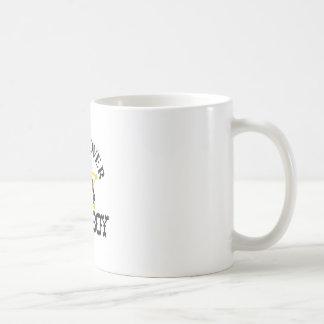 Mova-se sobre, vaqueiro caneca de café