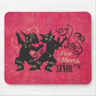 Movimentos agradáveis, Senor Mousepad