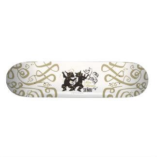 Movimentos agradáveis, Senor Shape De Skate 18,4cm