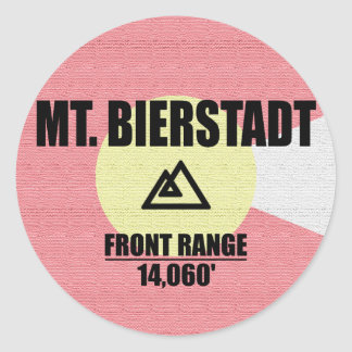 Mt. Bierstadt Adesivo