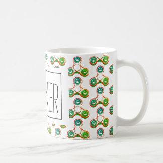 Mug classique Spinner Caneca De Café