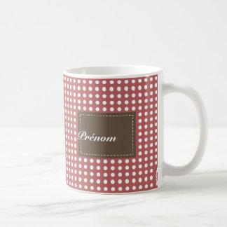 Mug recortar personalizar - mim Super Mamã Caneca De Café