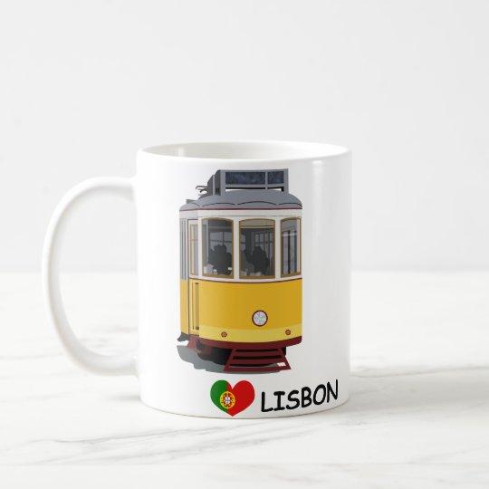 Mugs Love Lisbon Caneca De Café