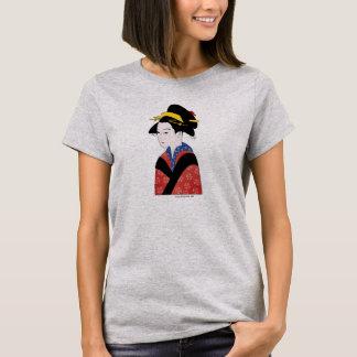 Mulher Japonesa T-shirt