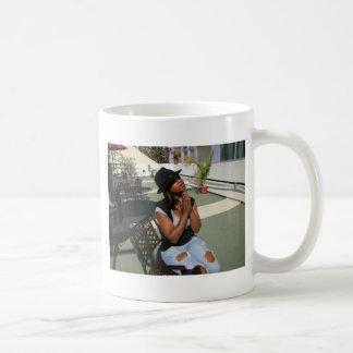 Mulheres bonitas caneca de café