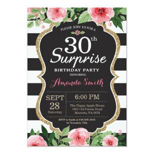 Convites Festas Aniversário Homens 13 18 Para Aniversário De 30 Anos