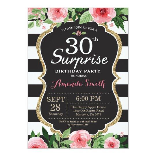 Mulheres Do Convite Do Aniversário De 30 Anos Da Zazzle Portugal