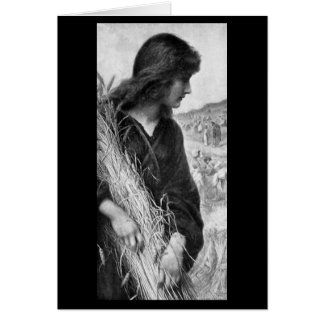 Mulheres na bíblia - Ruth Cartão