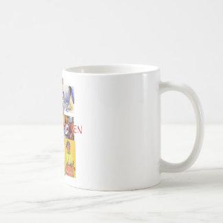 MULHERES VIRTUOSOS CANECA DE CAFÉ