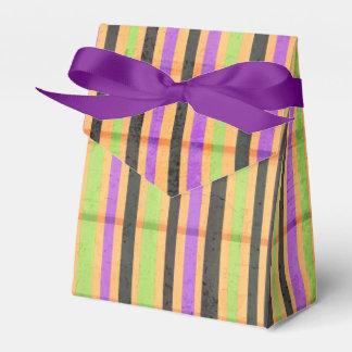 Multi caixa colorida do favor da barraca do teste caixinha de lembrancinhas para festas