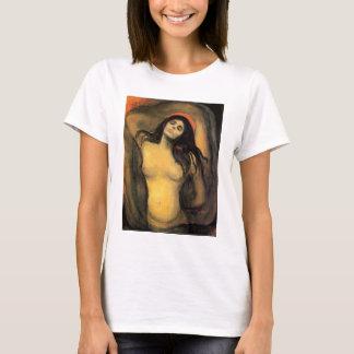 Munch o t-shirt de Madonna