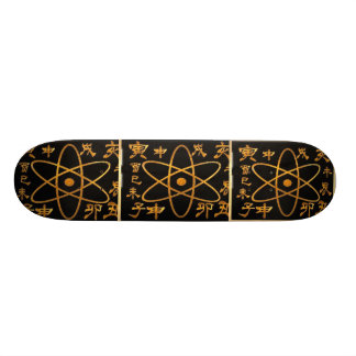 Mundo da CIÊNCIA Shape De Skate 18,4cm