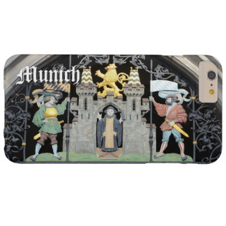 Munich, Alemanha Capas iPhone 6 Plus Barely There