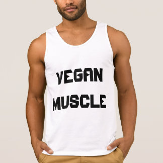 Músculos do Vegan Regata
